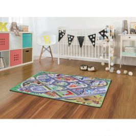 Dětský koberec Universal Grip District, 100 x 150 cm