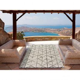 Šedý koberec Universal Libra Grey Mezzo, 140 x 200 cm