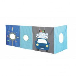 Závěs pod dětskou postel Manis-h Carwash & Traffic