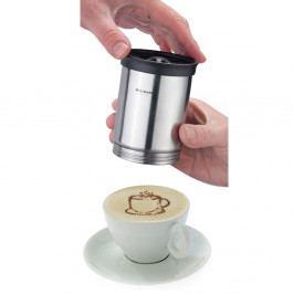 Sada 4 zdobítek na kávu Westmark Castor