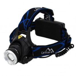 LED čelovka Cattara Sagor, 570 lm