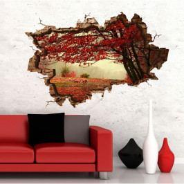 Nástěnná samolepka 3D Art Gitte, 70x45cm