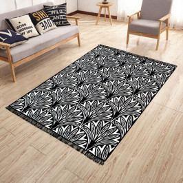 Oboustranný pratelný koberec Kate Louise Doube Sided Rug Palm, 120 x 180 cm
