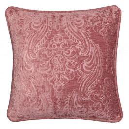 Růžový polštář Kate Louise Exclusive Ranejo, 45 x 45 cm