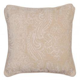 Krémový polštář Kate Louise Exclusive Ranejo, 45 x 45 cm