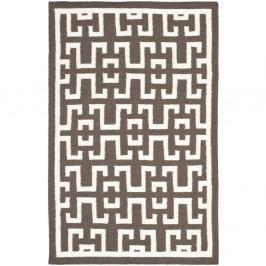 Vlněný koberec Safavieh Safi, 243 x 152 cm