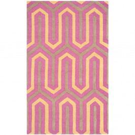 Vlněný koberec Safavieh Lotta, 182 x 121 cm