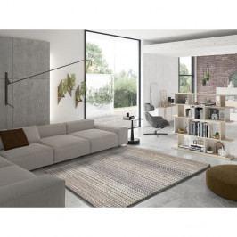Šedý koberec vhodný i na ven Universal Sofie Turro, 135 x 190 cm