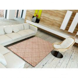 Růžový koberec vhodný i na ven Universal Sofie Pink, 135 x 190 cm