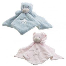 Sada 2 dětských mazlicích deček s plyšáky Unimasa Bears,30x30cm
