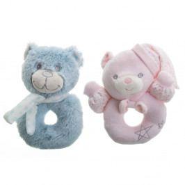 Sada 2 dětských kousátek Unimasa Bears