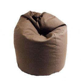 Hnědý sedací vak Evergreen House Trendy