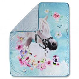 Pléd Muller Textiels My Beauty Multi, 130 x 160 cm