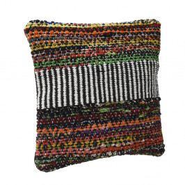 Bavlněný polštář InArt Colour Mayhem, 45x45cm