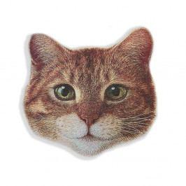 Dekorativní polštář u mikrovlákna Really Nice Things Cat Face