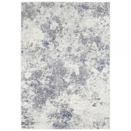 Světle modro-krémový koberec Elle Decor Arty Fontaine, 120 x 170 cm
