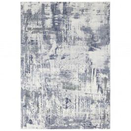 Modro-šedý koberec Elle Decor Arty Vernon, 120 x 170 cm