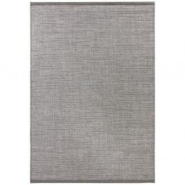 Šedý koberec vhodný do exteriéru Elle Decor Curious Lens, 77 x 150 cm