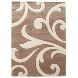 Krémový koberec Tomasucci Damansko, 160x230cm