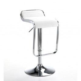 Bílá barová židle Tomasucci Snappy