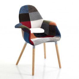 Barevná židle Tomasucci Kaleido