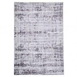 Koberec odolný proti skvrnám Webtappeti Abstract Grey, 120x180cm