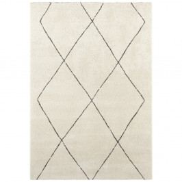 Krémový koberec Elle Decor Glow Massy, 160 x 230 cm