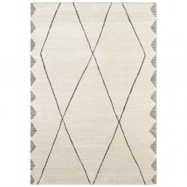Krémovo-šedý koberec Elle Decor Glow Beaune, 120 x 170 cm