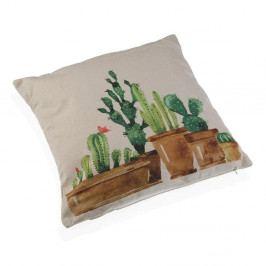Polštář s výplní Versa Cactus, 45x45 cm