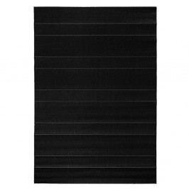 Černý koberec vhodný i na ven Hanse Home Sunshine, 160 x 230 cm