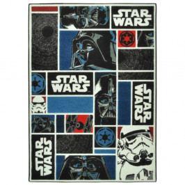 Dětský koberec Lizenz Star Wars Collage, 95 x 133 cm