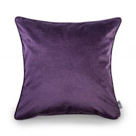 Tmavě fialový povlak na polštář WeLoveBeds, 50 x 50 cm