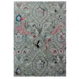 Šedý ručně tkaný koberec Flair Rugs Persian Fusion, 160x230cm