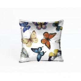 Povlak na polštář Surdic Terciopelo Butterfly Day, 45 x 45 cm