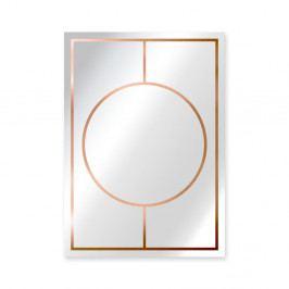 Nástěnné zrcadlo Surdic Espejo Copper, 50 x 70 cm