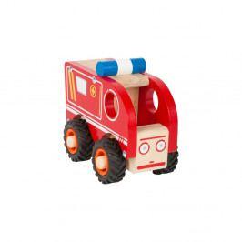 Dětská dřevěná ambulance Legler Ambulance