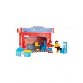 Dětský dřevěný kadeřnický salón Legler Playhouse Hair Salon