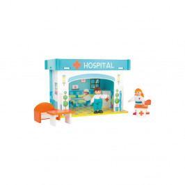 Dětská dřevěná nemocnice Legler Playhouse Hospital