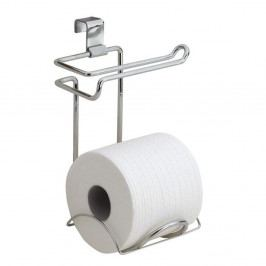 Ocelový držák na toaletní papír iDesign Classico