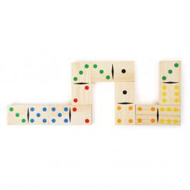 Velké dřevěné domino Legler Giant