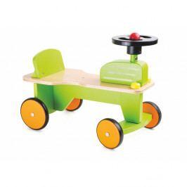 Dřevěná pojízdná hračka Legler Tractor