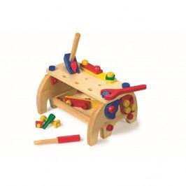 Dřevěná hrací sada Legler Elephant