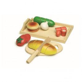 Dřevěná hrací sada Legler Tea Break