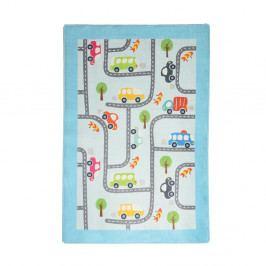 Dětský koberec Baby Cars, 100x160cm