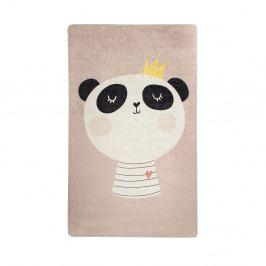 Dětský koberec King Panda, 100x160cm