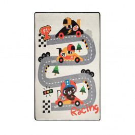 Dětský koberec Race, 100x160cm