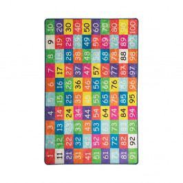 Dětský koberec Numbers, 140x190cm