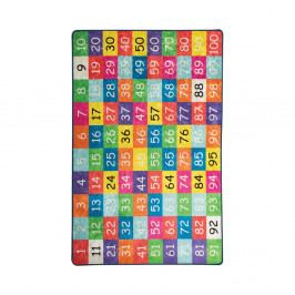 Dětský koberec Numbers, 200x290cm