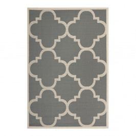 Šedo-béžový koberec vhodný do exteriéru Safavieh Mali, 120x180cm