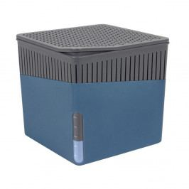 Modrý pohlcovač vlhkosti Wenko Cube